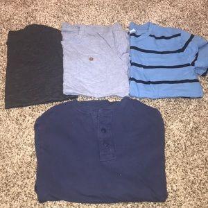 Gap medium (8) boys shirts